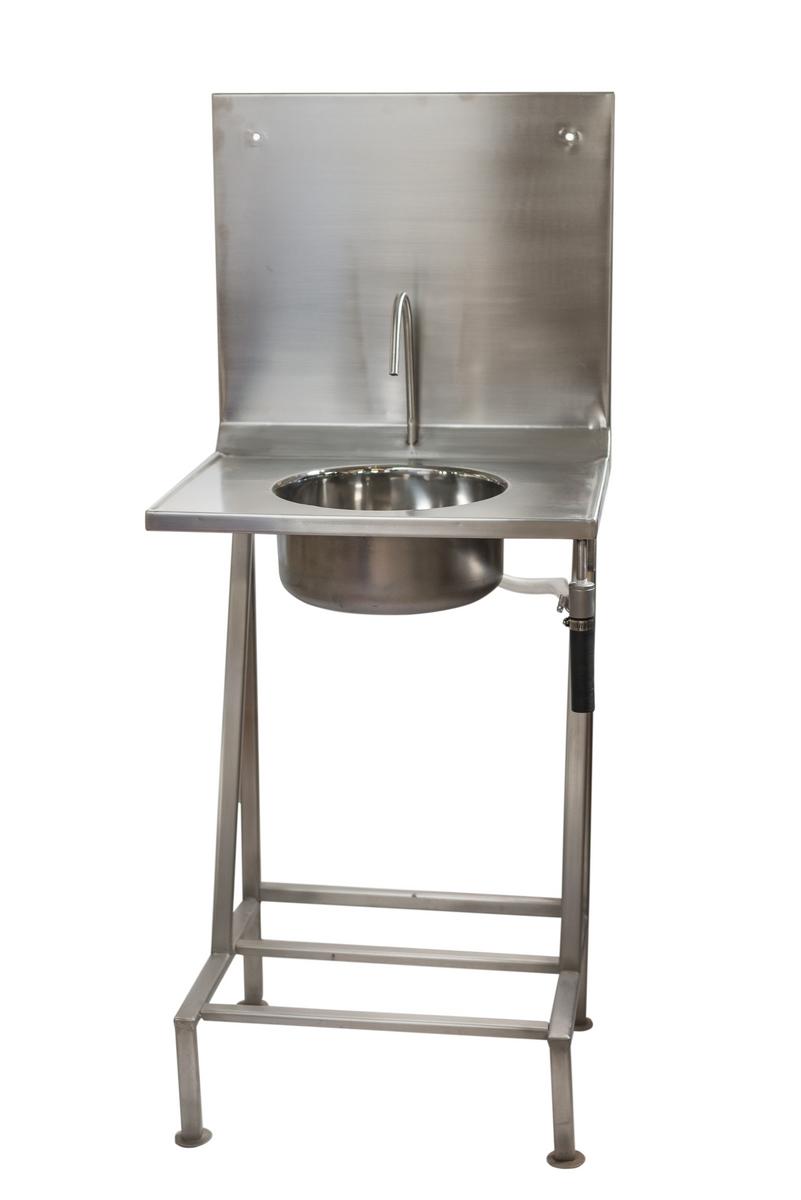 Lavamanos de acero inoxidable