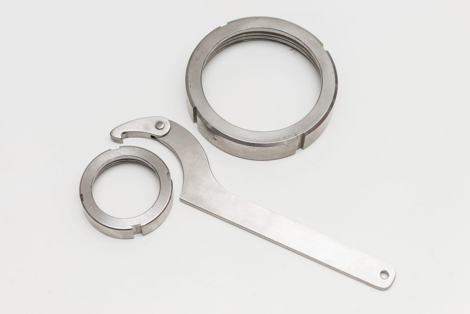 llaves de ajuste universal para tuercas danesa